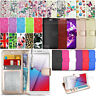 For Vodafone Smart N9 LITE VFD 620 -Wallet Leather Case Cover+ Screen Protector