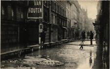CPA La Grande Crue de la Seine. 146 Rue du Bac (561641)