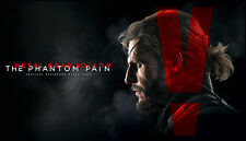 METAL GEAR SOLID V 5 THE PHANTOM PAIN Steam (PC)  - Region Free -
