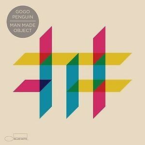 Man Made Object - Gogo Penguin (2016, CD NEUF)