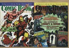 Comic Book Marketplace # 72 & 73