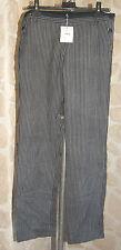 Pantalon de maternité rayé neuf taille 1 marque 1 et 1 font 3 étiqueté à 105€