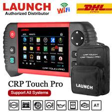 Launch CRP Touch Pro Diagnosegerät für 43 Fahrzeugmarken OBD2 ABS SRS EPB Öl DPF