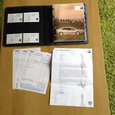 BMW 3 SERIES 320ci Coupe OWNERS Pack  2003
