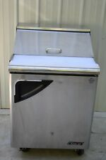 """TURBO AIR TST-28SD  28"""" REFRIGERATED PREP TABLE"""