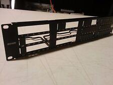 Siemon Mx-Pnl-72 72 Port Max Empty Patch Panel