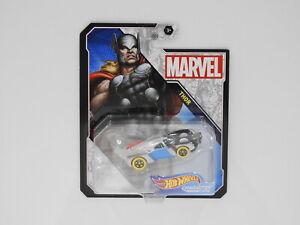 "Hot Wheels Marvel Character Cars ""Thor"" Hot Wheels GMH86"