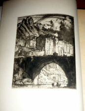 1924 Fine Prints of the Year, Original, Brangwyn Etching. Engravings