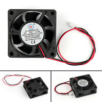 DC Brushless Cooling PC Computer Fan 12V 6020s 60x60x20mm 0.15A 2 Pin Wire F