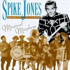 Musical Mayhem by Spike Jones & His City Slickers CD 1998 Prism comedy music
