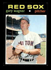 1971 Topps #473 Gary Wagner  EXMT/EXMT+ X1768937