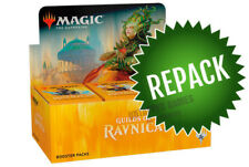 Guilds of Ravnica GRN Booster Box Repack! Magic! 36 Opened MTG Packs in Box