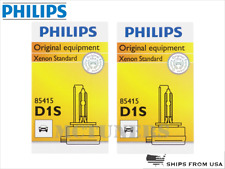 NEW! PHILIPS D1S 4300K OEM bulbs 85415C1 35W DOT Made in Germany | PACK OF 2