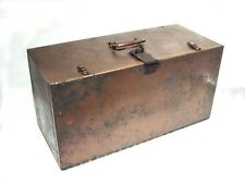 Vintage Metal Tool Chest for Mini Lathe - Unimat  or Tools