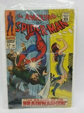 Amazing Spider-Man # 59 (Marvel, 1968) 1st Mary Jane Watson Cover - Key Issue