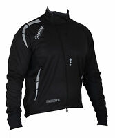 Zimco Pro Bike Jacket Cycling High Viz Jacket Winter Soft Shell Wind Jacket 1155