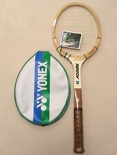 "YONEX MINGOW 7300 4 5/8"" Racchetta Tennis Racket vintage In legno"
