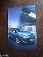 Mazda 2 Prospekt / Brochure / Depliant, D, 10.2010