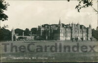 STAMFORD Burghley House Postcard LINCOLNSHIRE Anon