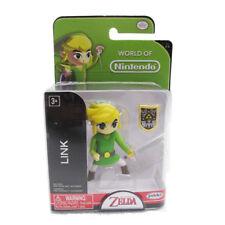 World of Nintendo Super Mario Link Zelda 2.5 Inch Mini Action Figure Kid Toy