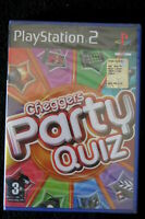 Cheggers Party Quiz PS2 PLAYSTATION 2 Pal Neu Nicht Versiegelt Pal Eng