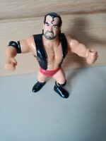 RARE WWE RAZOR RAMON SCOTT HALL HASBRO WRESTLING FIGURE WWF SERIES 7 1992