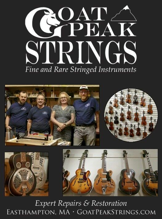 Goat Peak Strings