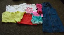 M&S 7 Gorgeous items Mixed Bundle Girls Clothes Age 5-6 Years
