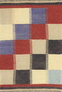 Rugeast  KELIM   91 × 60  cm Handgewebt Orientteppich