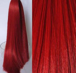 CHERRY RUST Saran Doll Hair for Doll Rerooting/Wig Making Monster High OOAK
