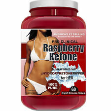 RASPBERRY KETONE  LEAN BEST HYDROXYKETONE Fat Weight Loss PURE 1200 mg 60 Doses