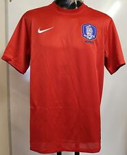 SOUTH KOREA 2012/13 S/S HOME SHIRT BY NIKE ADULTS SIZE XL BRAND NEW WITH TAGS