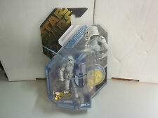 Star Wars 30th Action Figure Signature Series Concept Stormtrooper w/ Gold Coin