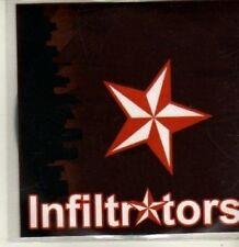 (BR727) Infiltrators, Indie Rock Anthem - DJ CD