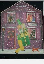 The Body Shop £50 Advent Calendar 2020 ****EMPTY*****