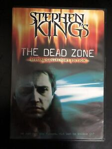 Stephen King's - The Dead Zone DVD Special Collector's Edition NTSC 1