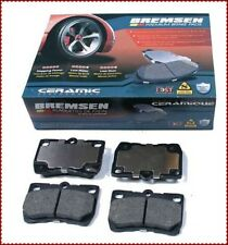 Bremsbeläge hinten Ford Edge 2011-2014 Keramik Bremsklötze