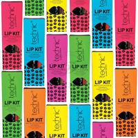 Technic Lip  - Lip Pencil Lipstick Lipgloss Matte Colour Lips Pink Red Orange
