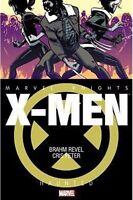 X-Men  Haunted by Brahm Revel & Cris Peter TPB 2014 Marvel Knights Comics OOP