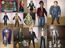 Doctor Who Character Toys Figures & Games BBC TV Dr Who & Torchwood