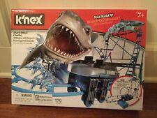 Knex Shark Attack Roller Coaster