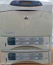 HP LaserJet 4350DTN Workgroup Laser Printer
