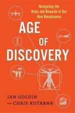 NEW - Age of Discovery: Navigating the Risks and Rewards of Our New Renaissance