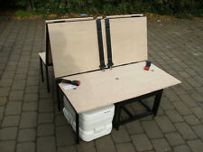 VW T4 T5 ROCK AND ROLL CAMPER BED WITH SEAT BELTS AND BOARDS
