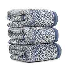 Marrakesh Decorative Cotton Towel – Petrol