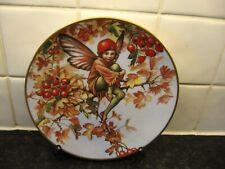 Flower Fairies Year Plate - The Hawthorne Fairy - Gresham