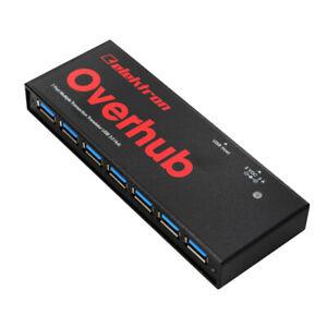 Elektron Overhub OH-7 - 7 Port Powered USB Hub
