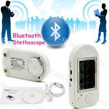 Bluetooth Digital Visual Stethoscope CMS-VESD, ECG SPO2 PR Electronic Machine