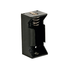 Boitier Coupleur pour 1 Pile 1,5 Volt R14 avec Contacts à Souder