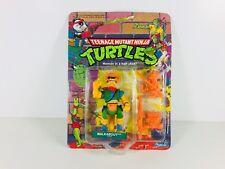 Retro Rare Teenage Mutant Ninja Turtles Walkabout TMNT Complete Figure Playmates